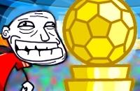 Speel nu het nieuwe voetbal spelletje Troll Football Cup 2018