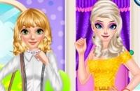 Prinzessin Girly Oder Boyish