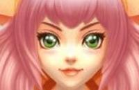 3D Anime Fantasie