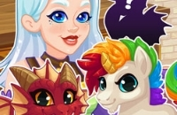 La Tienda De Mascotas Mágica De Crystal