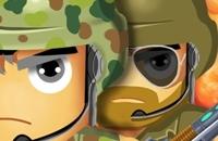 Combate De Soldados