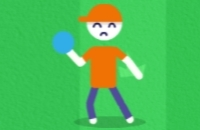 New Game: Stickman Tennis