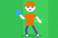 Jugar un nuevo juego: Stickman Tennis