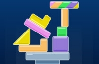 New Game: Geometry Tower