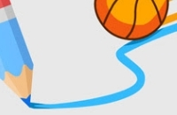 Basketball-Linie