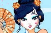 Geisha Machen Und Verkleiden Sich