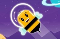 Kosmische Biene