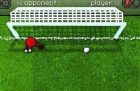 Speel nu het nieuwe voetbal spelletje Penalty Junkies