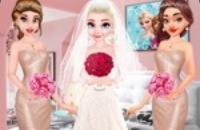 Le Jour Avant Le Mariage D'Elsa