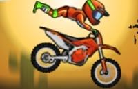 Moto X3M Bikle Rennspiel