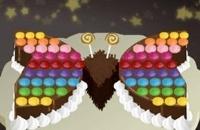 Jugar un nuevo juego: Pastel De Chocolate Mariposa - Cocinando Con Emma