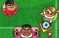 Speel nu het nieuwe voetbal spelletje Voet Chinko