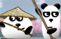 Jugar un nuevo juego: 3 Pandas En Japón
