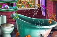 Jugar un nuevo juego: Diseño De Baño De Lujo