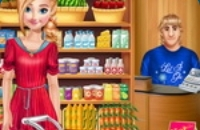 Anna Va Au Supermarché