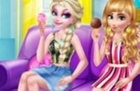 Disney-Mädchen-Sommer-Nachmittag