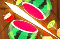 Corte De Fruta