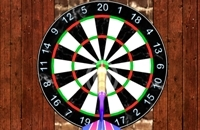 New Game: 3D Darts