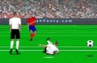 Speel nu het nieuwe voetbal spelletje Doelman Champ