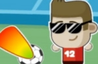 Speel nu het nieuwe voetbal spelletje Footstar