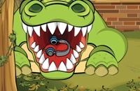 Krokodil-Millionär