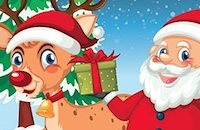 Trenes De Navidad
