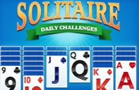 New Game: Solitaire Daily Challenge