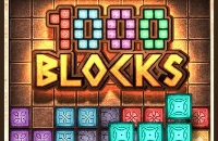 New Game: 1000 Blocks