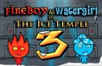 Templo De Hielo De Fireeboy Y Watergirl 3