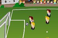Speel nu het nieuwe voetbal spelletje Tiny Voetbal