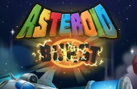 New Game: Asteroid Burst