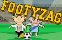Speel nu het nieuwe voetbal spelletje Footyzag