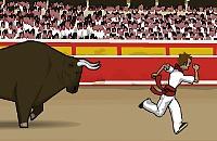 Bange Stierenvechter 1