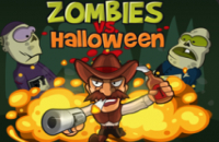 New Game: Zombies Vs Halloween