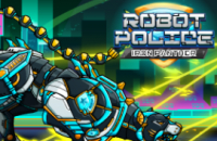 New Game: Robot Police