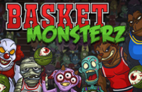 New Game: Basket Monsterz