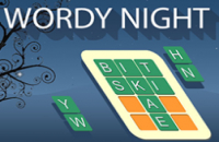 New Game: Wordy Night