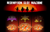 New Game: Redemption Slot Machine