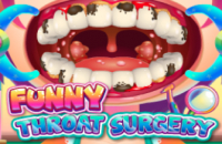 Funny Throat Surgery