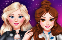 Viaggio A Princess Girls Su Marte