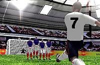 Speel nu het nieuwe voetbal spelletje Beat the wall