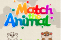 Joue à: Match The Animal