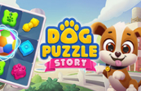 New Game: Dog Puzzle Story