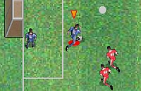 Speel nu het nieuwe voetbal spelletje Voetballen in Japan