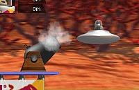 Ufo Afvuren