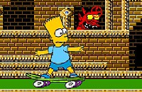 The Simpsons Shooter