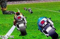 Voetbalveld Motor Race