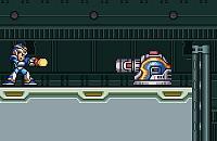 Mega Man Project X - 1