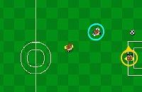 2 tegen 2 voetbal
