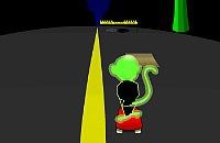 Glowmonkey Skateboarden